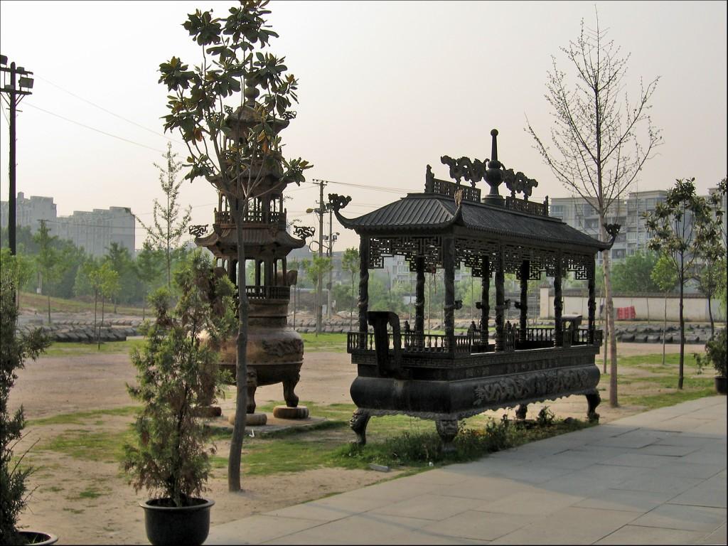 Курильницы, монастырь Гуйюань