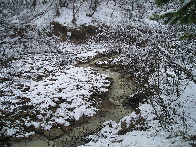 Тают снега