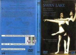 Лебединое озеро (Плисецкая,Фадеечев) / Swan Lake ( Maya Plisetskaya,Fadeyechev) › Торрент
