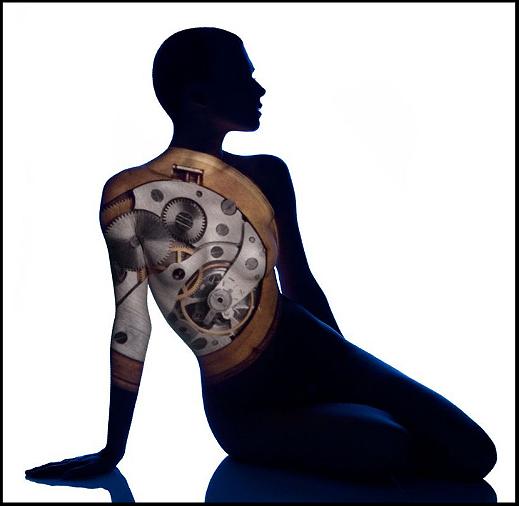 эротика фотомодель фотограф портрет  Фотограф Ева Мюллер и ее проекции