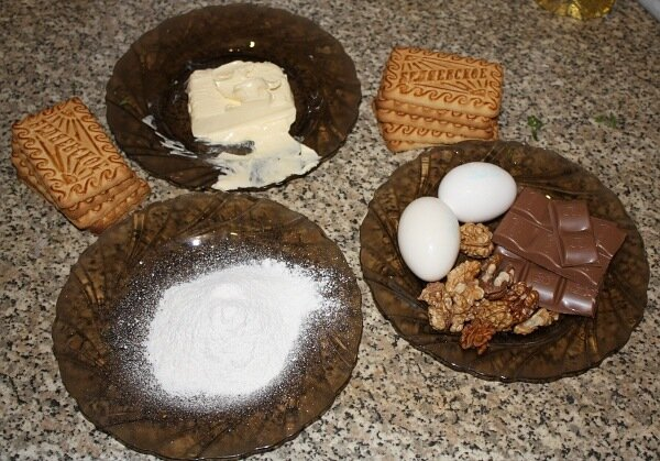 Продукты для трюфелей