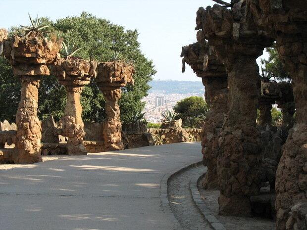 Парк Гуэль - Барселона