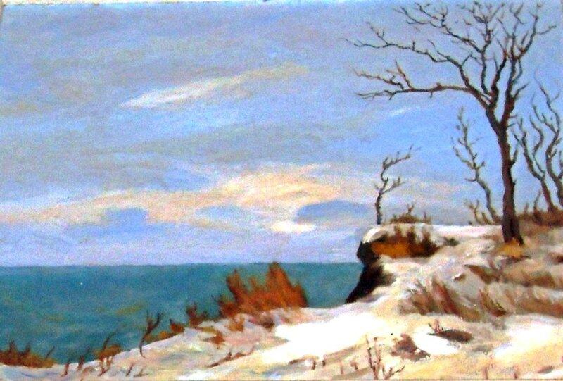 Выставка картин Тилькиева В.А. (14)