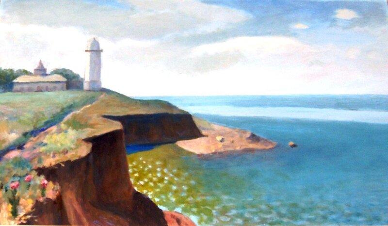 Выставка картин Тилькиева В.А. (18)