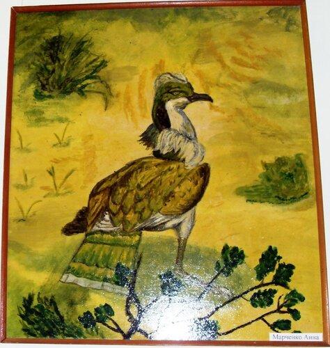 Картины юных ахтарских художников (4)
