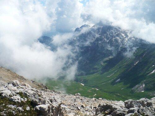 Облака клубятся... В горах... У Оштена... Фотограф Алексей Значков (106)