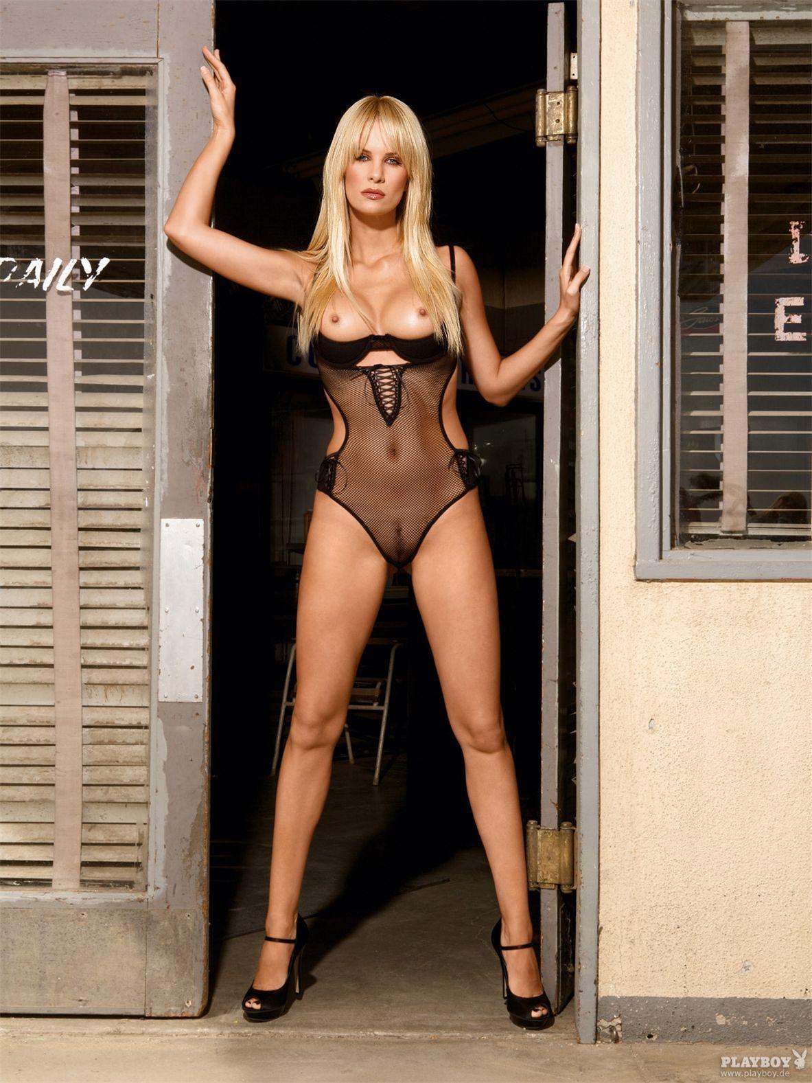Monica Ivancan in Playboy Germany 03-2010