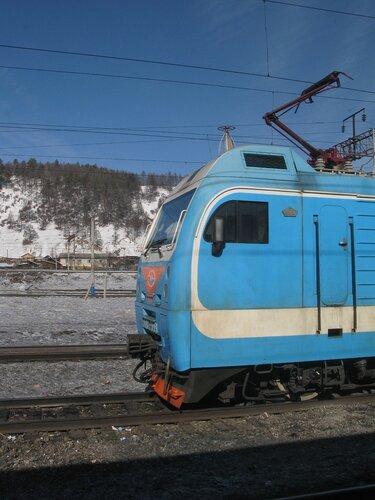 электровоз ЭП1М-399