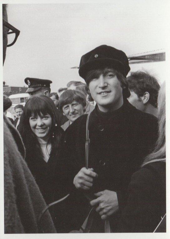 Famous People.Beatles John lennon