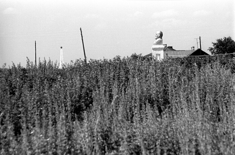 Остров Свияжск, 1979 Фарит Губаев