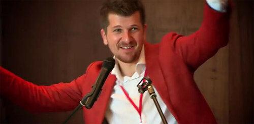Иван Калюжный на Форуме в Минске (21-23 августа, 2015)