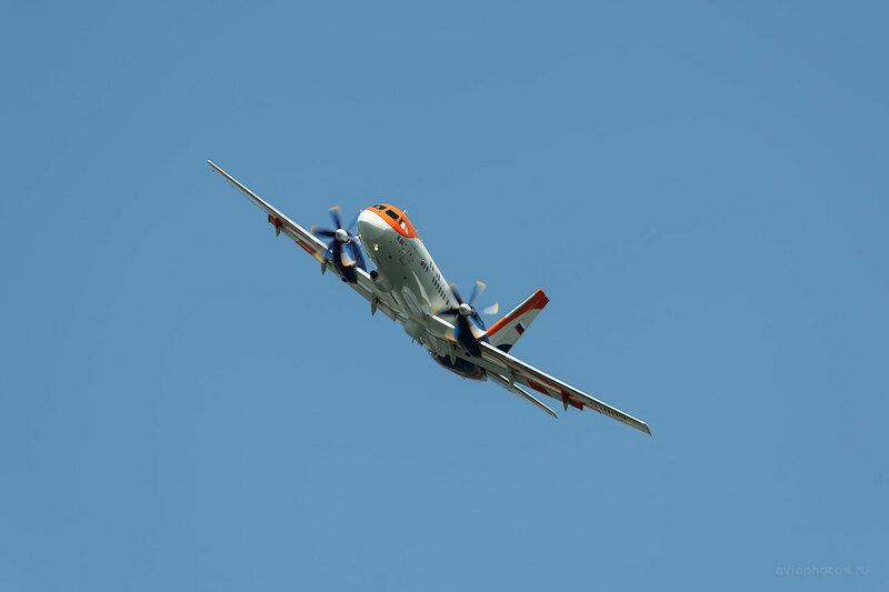 Ильюшин Ил-114ЛЛ (RA-91003) НПП Радар-ммс D807374