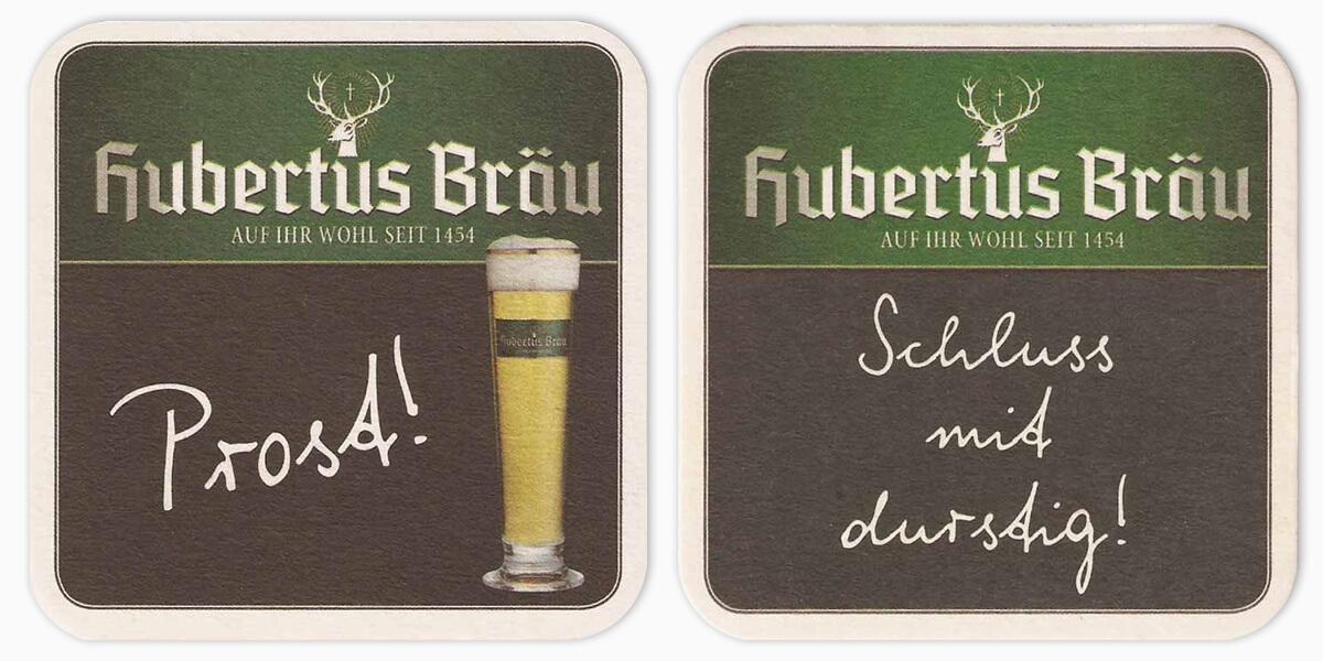 Hubertus Brau #114
