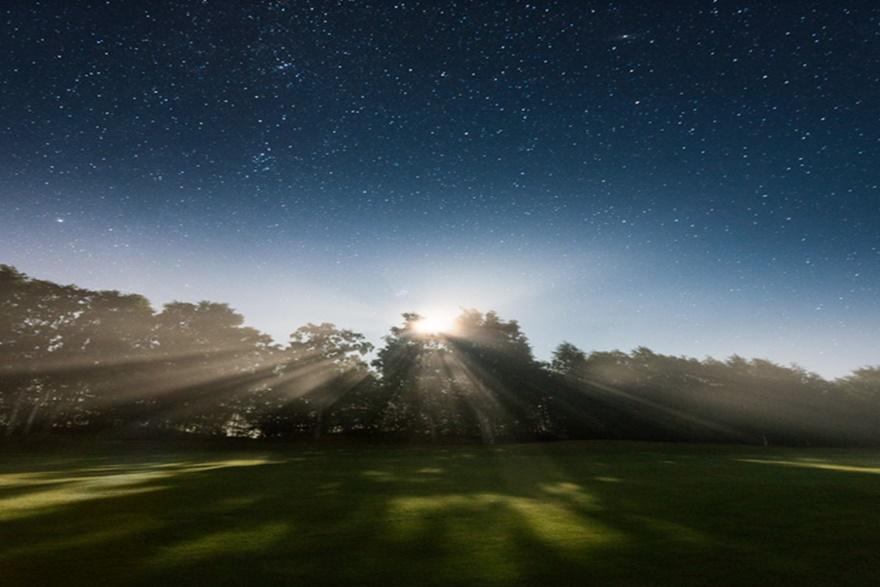 Ночные фотографии неба и звезд родной Финляндии 0 14190c dd84eeba orig