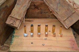 Тестирование боеприпасов3: патроны для нарезного оружия