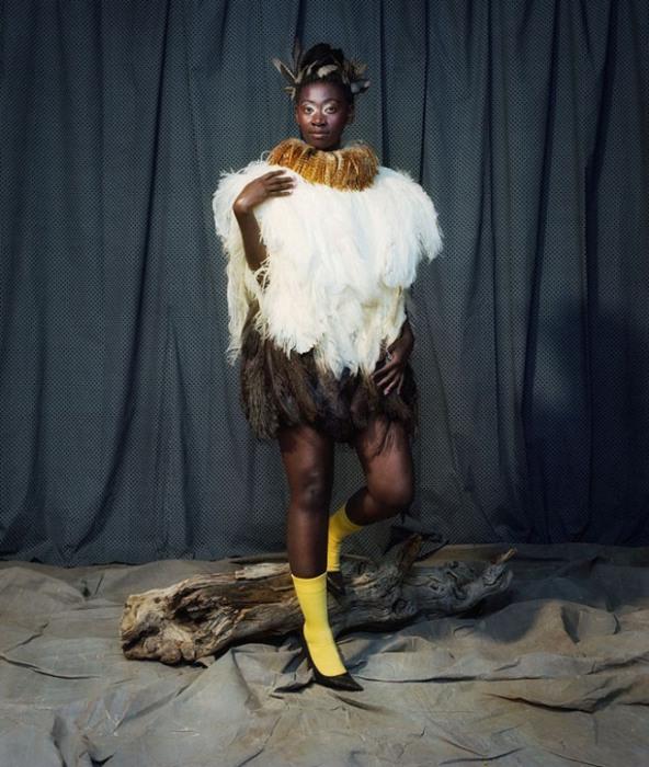 10 впечатляющих образов африканских принцесс (10 фото)