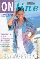 Журнал ONline Stricktrends №31 Frühjahr/Sommer 2013
