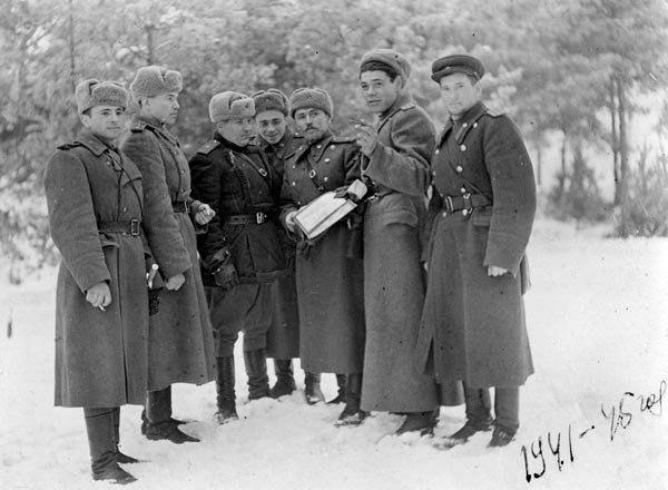 Как Советские военные легко вычисляли немецких шпионов