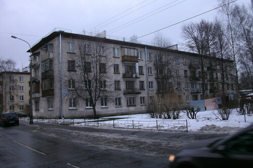 ул. Пограничника Гарькавого 16к3