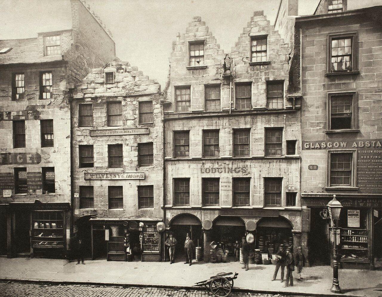 36. Старые дома на Хай-стрит, Nos. 17-27 (#16)