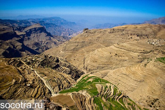 Йемен, Кавкабан