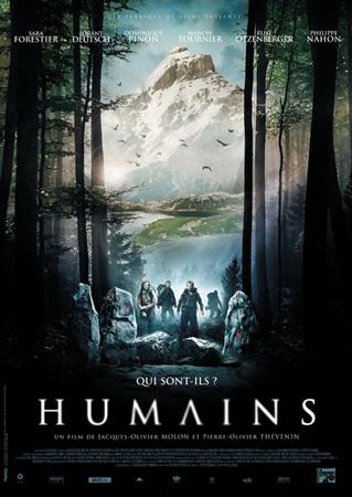 Почти как люди / Humains (2009/DVDRip/1400MB)