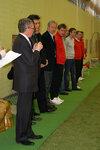 Горлов, Шавло, Пятницкий и другие почетные гости на церемонии награждения