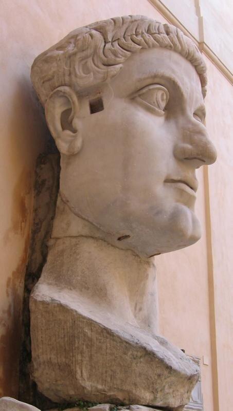 Голова Константина
