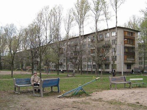 Бухарестская ул 94к2