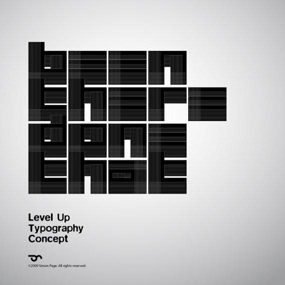 трудночитаемая типографика, Саймон Пейдж, Simon Page