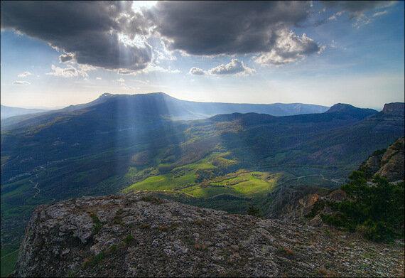 Фотограф-пейзажист из Украины - Евгений Тимашёв