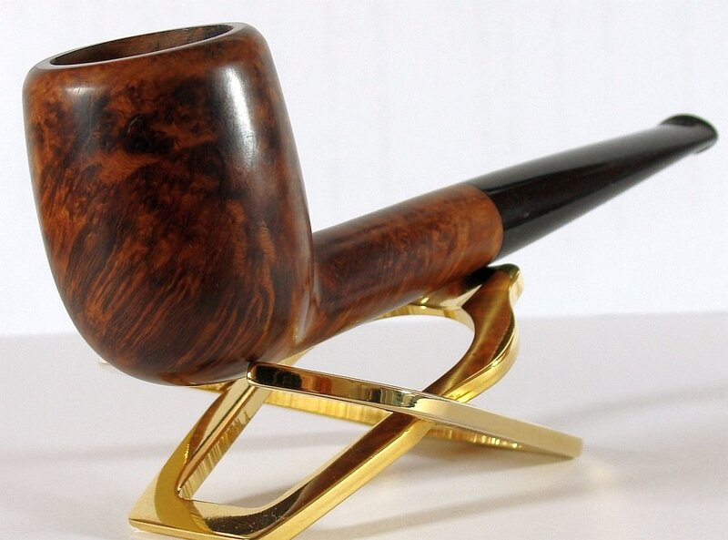 GBD billiard pipe XX century