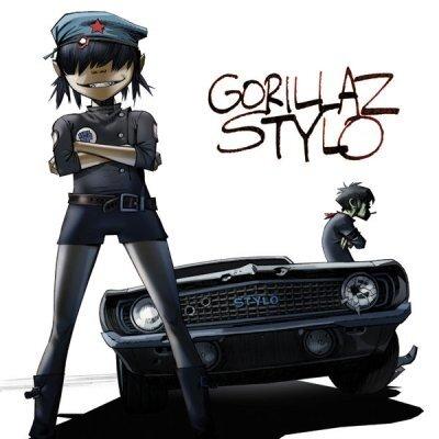 Gorillaz - Stylo (promo)(2010)