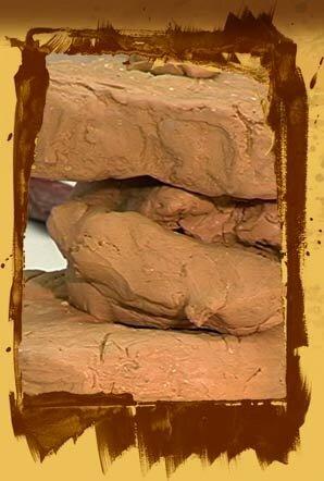 позеные свойства глины