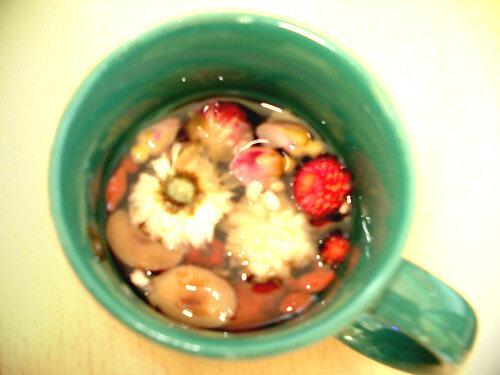 рецепт витаминного чая