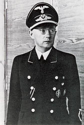 Доктор технических наук Гюнтер Винс (1901–1975), руководитель проекта