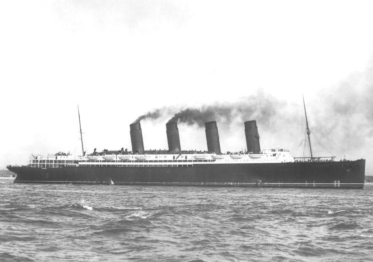 lusitania essay
