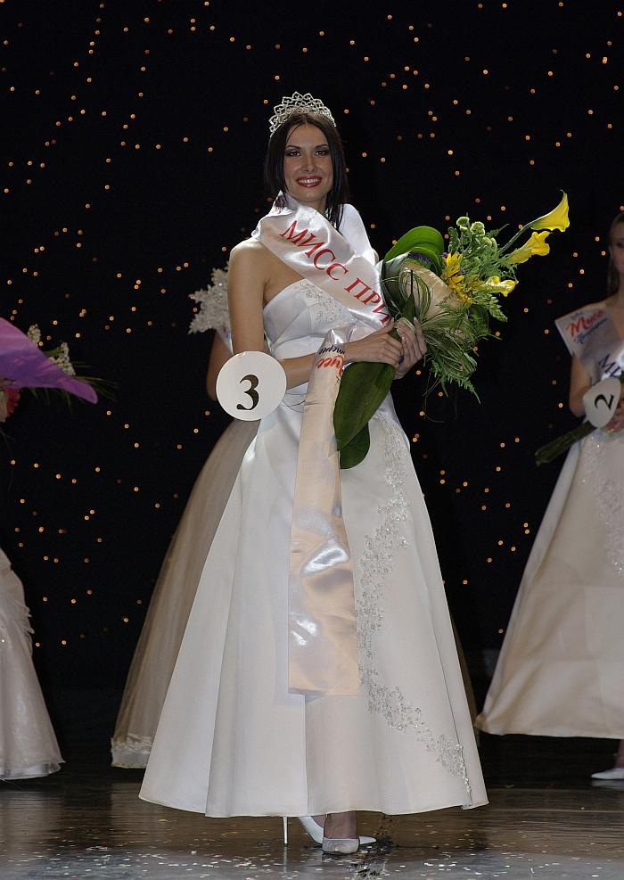 Финалистка Мисс Приморье 2009