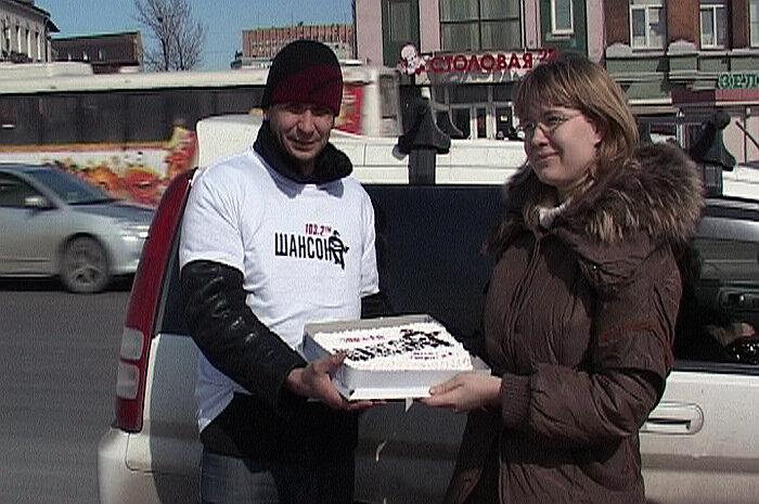 Радио Шансон-Владивосток дарит призы приморцам