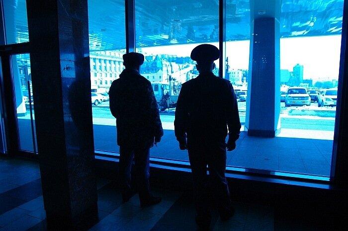 Заминирование администрации Приморья