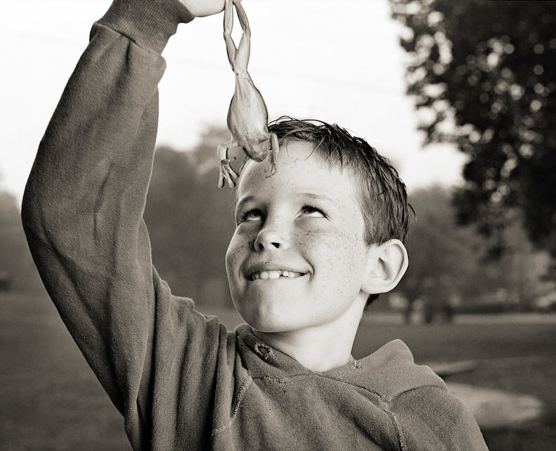 фотограф Mark Tucker. Мир детства.