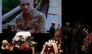 В Москве прощаются с актером Львом Дуровым