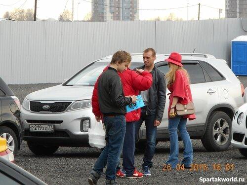 Спартак - Рубин 1:0