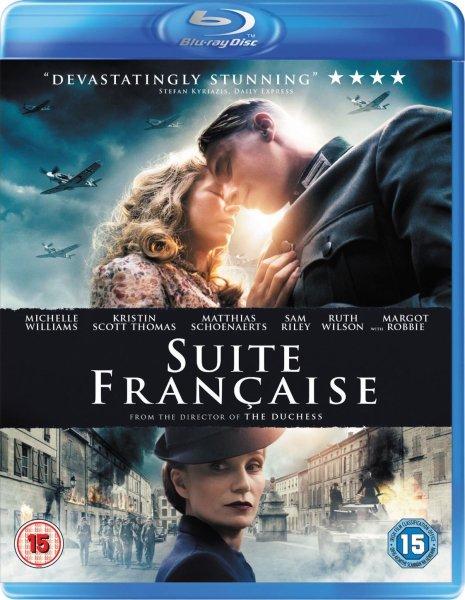 Французская сюита / Suite française (2014/BDRip/720p/HDRip)
