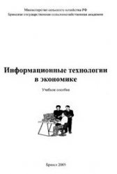 Книга Информационные технологии в экономике