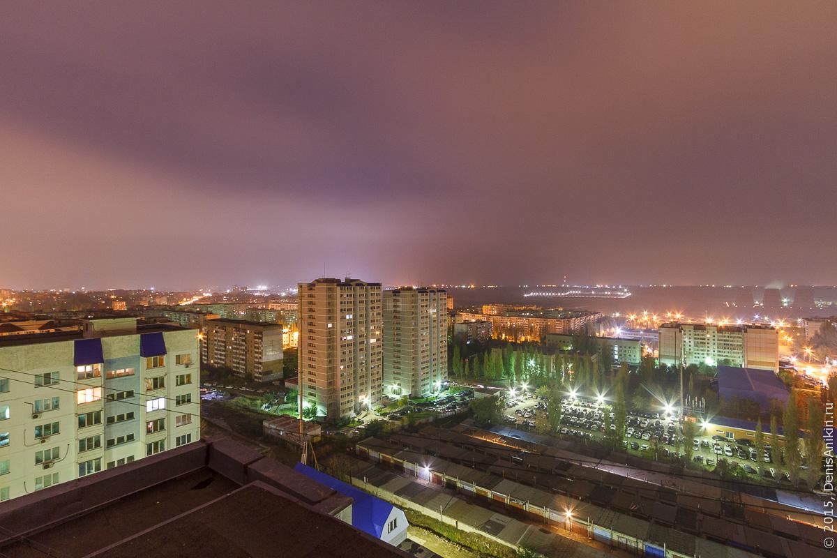 Солнечный ночью. Саратов 4