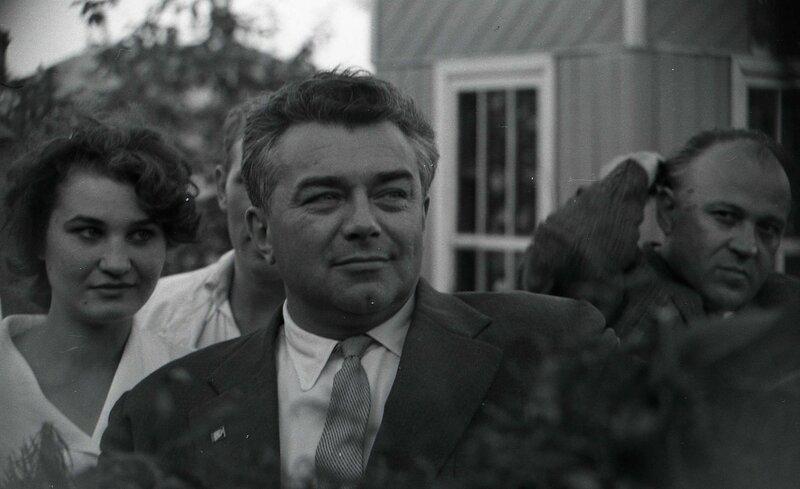 Праздник искусств, 1961 год