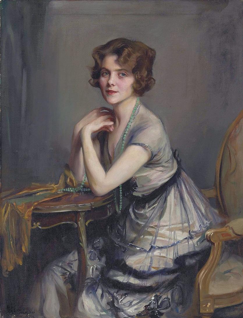 Winnie Melville, Mrs Derek Oldham