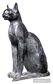 Мифы и легенды о кошках