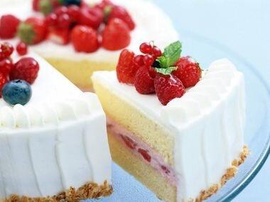 Сколько нужно торта на свадьбу